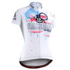 FIXGEAR CS-W2902 Women's Short Sleeve Cycling Jersey front view