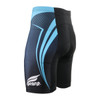 FIXGEAR ST-56 Mens Cycling Padded Shorts rear view
