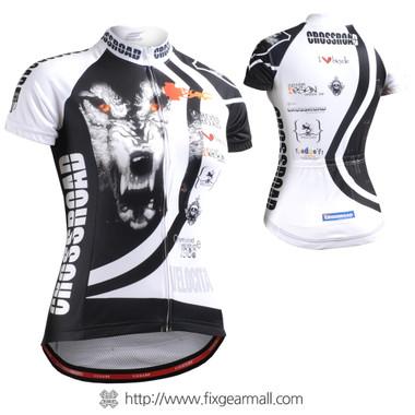 FIXGEAR CS-W2202 Women's Short Sleeve Cycling Jersey