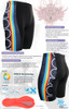 FIXGEAR ST-W2 Womens Cycling Padded Shorts DESCRIPTION