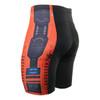 FIXGEAR ST-W8 Women's Cycling Padded Shorts REAR
