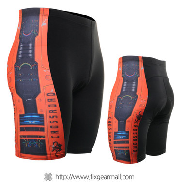 FIXGEAR ST-W8 Women's Cycling Padded Shorts