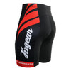 FIXGEAR ST-W12 Women's Cycling Padded Shorts REAR