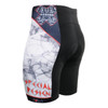 FIXGEAR ST-W21 Women's Cycling Padded Shorts REAR