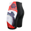 FIXGEAR ST-W25 Women's Cycling Padded Shorts REAR