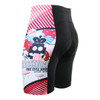 FIXGEAR ST-W29 Women's Cycling Padded Shorts REAR