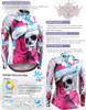 FIXGEAR CS-W19P1 Women's Long Sleeve Cycling Jersey description