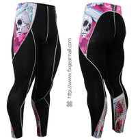 FIXGEAR P2L-B19P Compression Leggings Pants