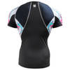 FIXGEAR C2S-B19P Compression Shirts Base Layer Short Sleeve Rear