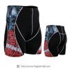FIXGEAR P2S-B73 Compression Drawers Shorts