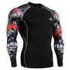 FIXGEAR CPD-B30 Compression Short Sleeve Shirts Front