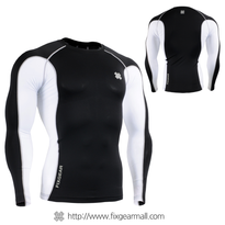 FIXGEAR CT-BWL Compression Base Layer Long Sleeve Shirt