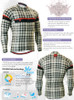 FIXGEAR CS-101 Men's Cycling Jersey long sleeve description
