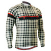 FIXGEAR CS-101 Men's Cycling Jersey long sleeve front view