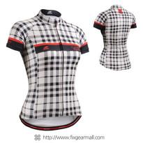 FIXGEAR CS-W102 Women's Short Sleeve Cycling Jersey