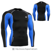 FIXGEAR CT-BCL Compression Base Layer Long Sleeve Shirt