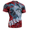 FIXGEAR RM-7302 Men's Casual short sleeve Crew-Neck T-shirt