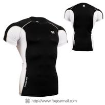FIXGEAR CT-BWS Compression Base Layer Short Sleeve Shirts
