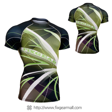 FIXGEAR CFS-71 Compression Base Layer Shirts