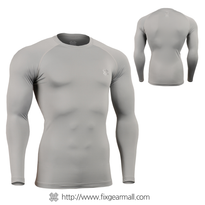FIXGEAR CPL-SS Compression Base Layer Long Sleeve Shirts
