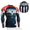 FIXGEAR CFL-35 Compression Base Layer Shirts
