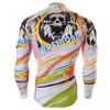 FIXGEAR CS-301 Men's Cycling Jersey long sleeve rear view
