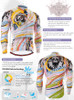 FIXGEAR CS-301 Men's Cycling Jersey long sleeve description