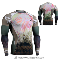 FIXGEAR CFL-42 Compression Base Layer Shirts