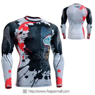 FIXGEAR CFL-44 Compression Base Layer Shirts