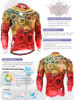 FIXGEAR CS-401 Men's Cycling Jersey long sleeve description
