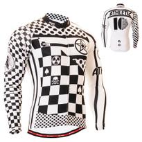 FIXGEAR CS-601 Men's Cycling Jersey long sleeve