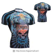 FIXGEAR CFS-74 Compression Base Layer Short Sleeve Shirts