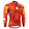 FIXGEAR CS-801 Men's Cycling Jersey long sleeve front view