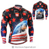 FIXGEAR CS-1001 Men's Cycling Jersey long sleeve