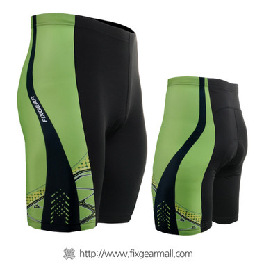 FIXGEAR ST-75 Mens Cycling Padded Shorts