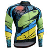 FIXGEAR CS-7401 Men's Long Sleeve Cycling Jersey