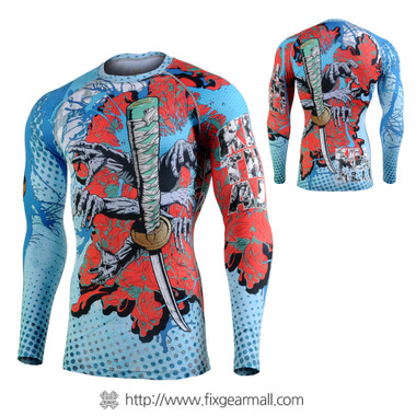 FIXGEAR CFL-77 Compression Base Layer Shirts
