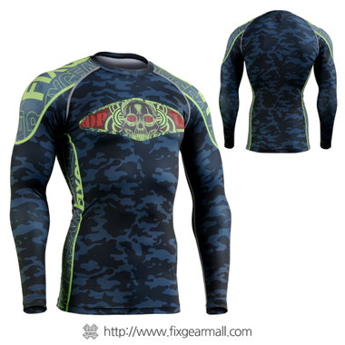 FIXGEAR CFL-H1 Compression Base Layer Shirts