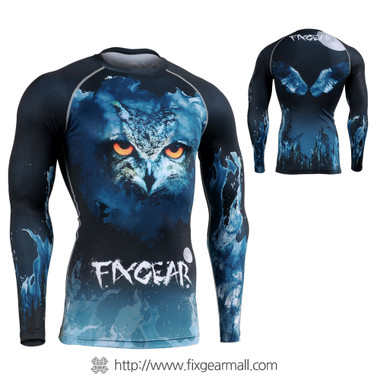 FIXGEAR CFL-J7 Compression Base Layer Shirts