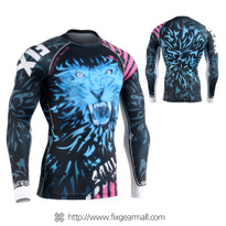 FIXGEAR CFL-H3 Compression Base Layer Shirts