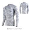 FIXGEAR CFL-M1G Compression Base Layer Military Design Shirts