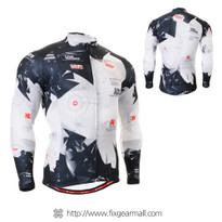 FIXGEAR CS-1701 Men's Cycling Jersey long sleeve