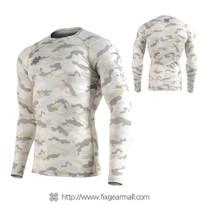 FIXGEAR CFL-M1Y Compression Base Layer Military Design Shirts