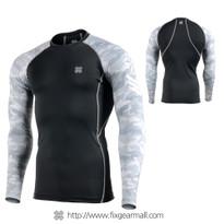 FIXGEAR CPD-BM1G Compression Base Layer Shirts