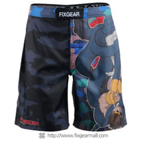 FIXGEAR FMS-H5 UFC MMA Shorts for Men