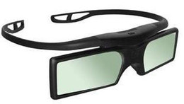 F9000 Series Samsung Compatible 3D Shutter Glasses