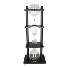 Cold Brew drip coffee maker, Oji style inspired from Kyoto. (in Black)