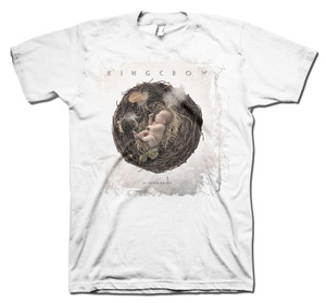 "Kingcrow ""In Crescendo"" Album cover shirt"