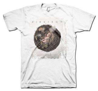 "Kingcrow ""In Crescendo"" Album cover shirt"
