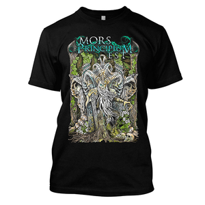 Mors Principium Est Throne T-shirt